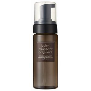 John Masters Balancing Face Wash - Bearberry Oily Skin - 118 ml