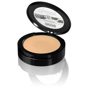 Lavera 2-in-1 Compact Foundation - 10 g - 2 farger