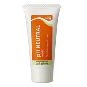 pH Neutral antiperspirant og deodorantkrem - 75ml
