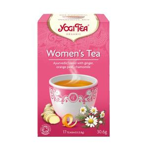 Yogi Tea - Womens Tea - 17 tebrev