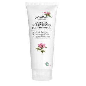 Mellisa Multivitamin Body Shampoo - 200ml
