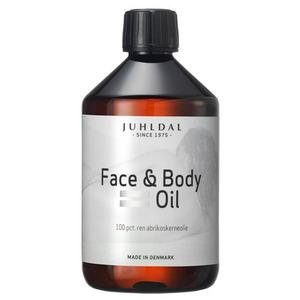 Juhldal Face og Body Oil - 500 ml