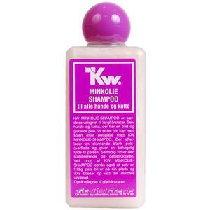K.W. Hunde og Katteartikler KW minkolje shampoo - 200ml