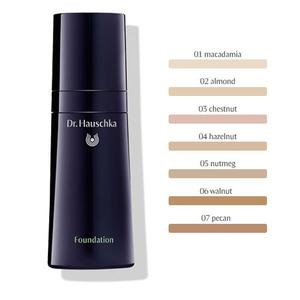 Dr. Hauschka Foundation - 30 ml - Flere varianter