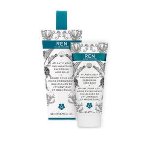REN Atlantic Kelp and Magnesium Hand Cream - med gaveeske - 50 ml | Med24.no
