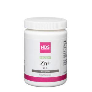 NDS Zn+ sinktabletter 15 mg - 90 tabl.