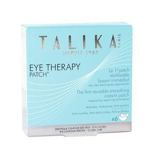 Talika Eye Therapy Patch - 6 stk. + case resirkulert anti-rynke - Med24.no