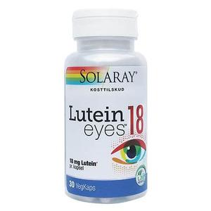 Solaray Lutein Eyes - 30 kap