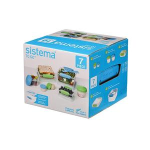 Sistema 7-pack to go - 1 pakke