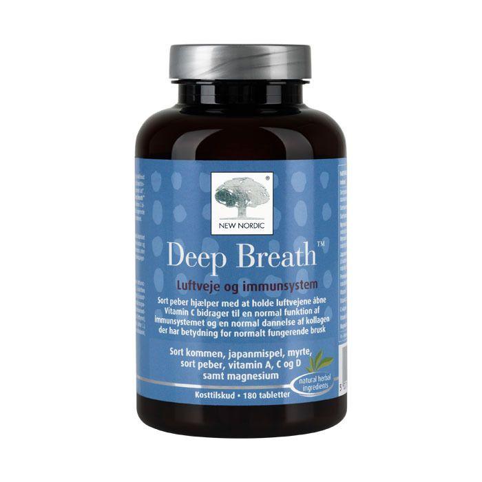 deep breath new nordic