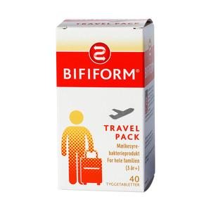 Bifiform Travel Pack - 40 stk