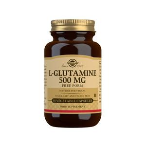 L-glutamin 500mg vegicaps - 50 Sec