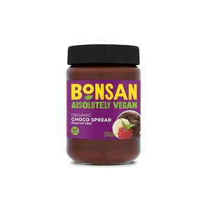 Bonsan absolutely vegan Økologisk Choco Spread fra Bonsan Absolutely Vegan – 350 g