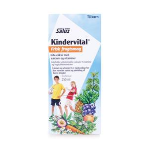 Mezina Kindervital - 250 ml