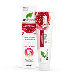Dr. Organic Pomegranate Toothpaste - 100 ml