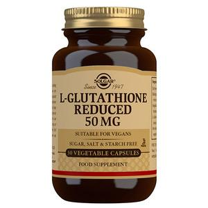 Solgar L-Glutathione Reduced 50 mg - 30 kap