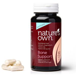Nature's Own Bone Support - 60 stk