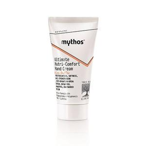 Mythos Hand & Nail Cream Olive + Shea Butter - 75 ml.